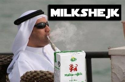 ordvits-milkshejk