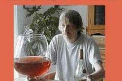 Bara ett litet glas med vin går bra