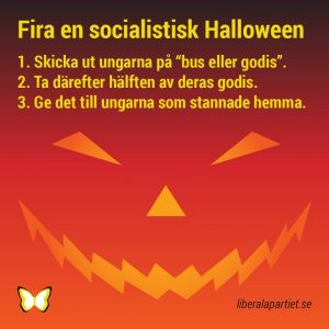Socialistisk Halloween