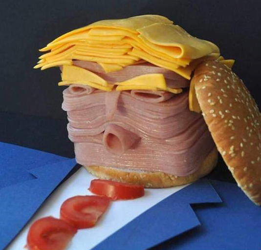 MacDonald Trump
