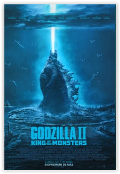 Godzilla 2 filmrecension
