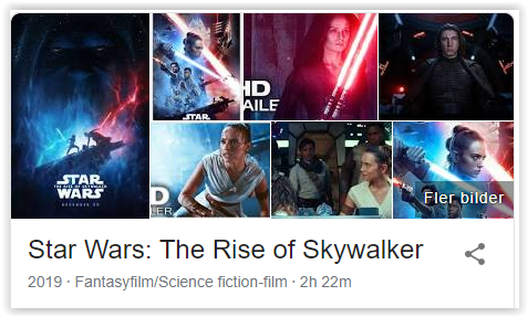 Star Wars 9 filmrecension