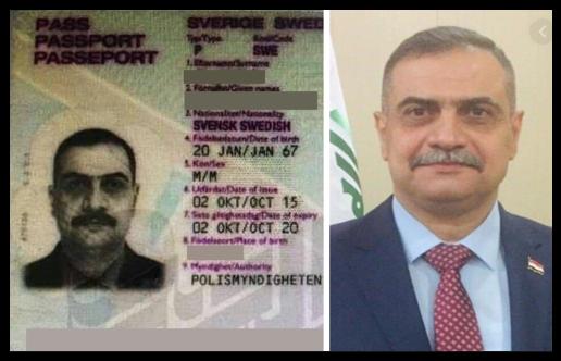 Iraks försvarsminister får många bidrag