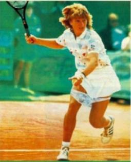 Tennis är en vitsig sport med många ordvitsar.