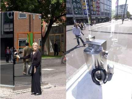 Toaletthumor från verkligheten.